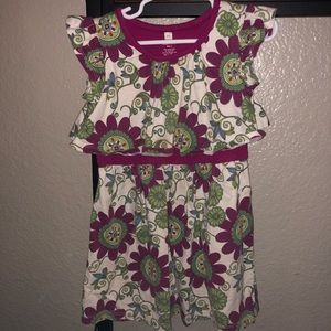 Girls Tea Collection dress, size 4